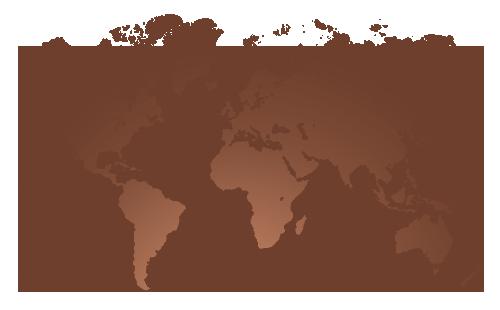 MAPA DEL MUNDO - Churros por el mundo