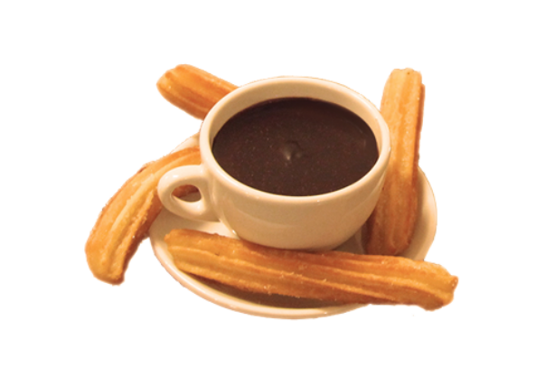 chocolate con churros !